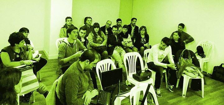 """Participación en la mesa redonda """"Asociaciones de diseñadores en comunicación visual"""" en TRImarchi DG 2014"""