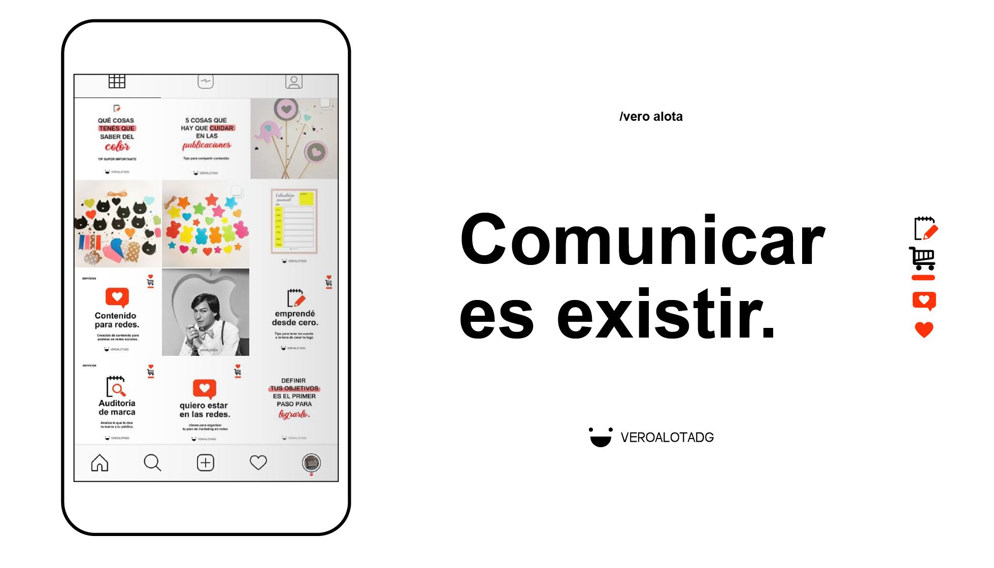 Veronica Alota Comunicación Visual